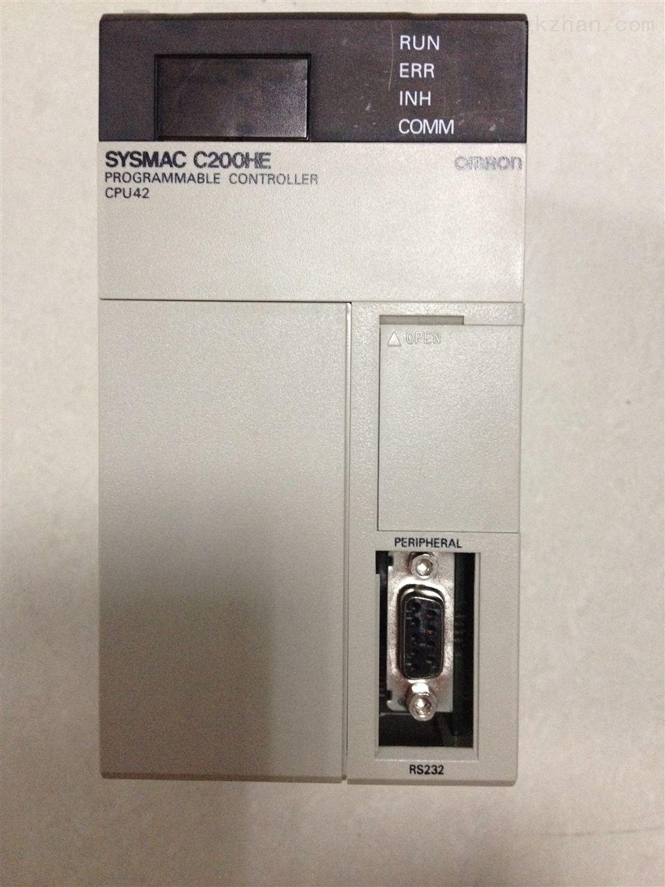 日本欧姆龙PLC模块