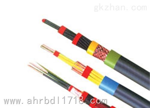 七芯氟塑料PFA绝缘分相屏蔽及总屏蔽电缆