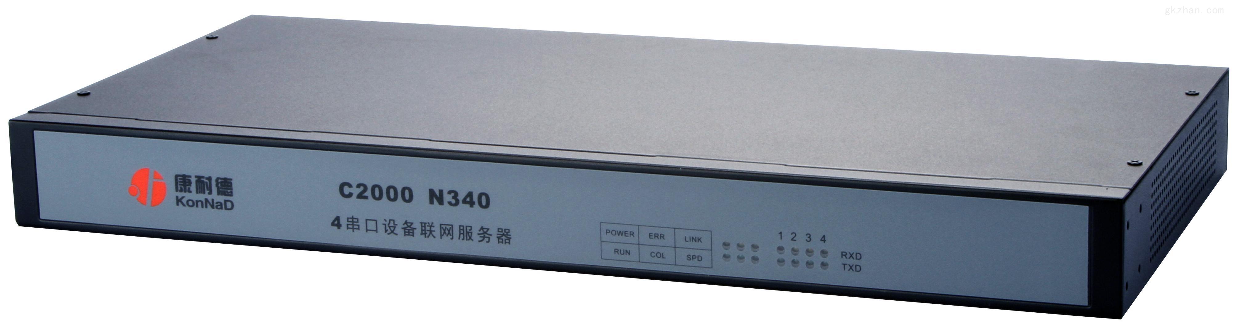 多串口服务器,232/485/422转RJ45网口