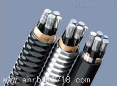 钢带铠装铝合金电力电缆