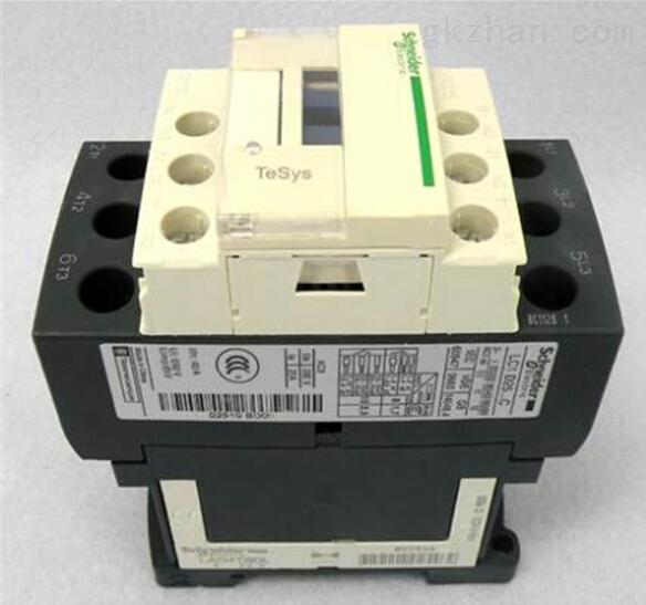 电器-lc1d09接线图