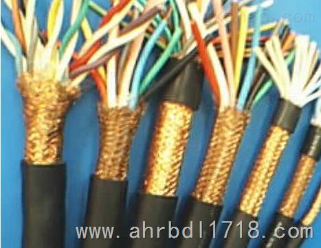 聚氯乙烯绝缘和护套铜丝编织屏蔽变频电力电缆