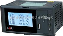 厂家直销NHR-7400/7400R系列液晶四路PID调节器/调节记录仪