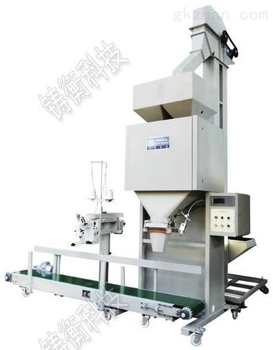 50公斤稻糠定量包装机