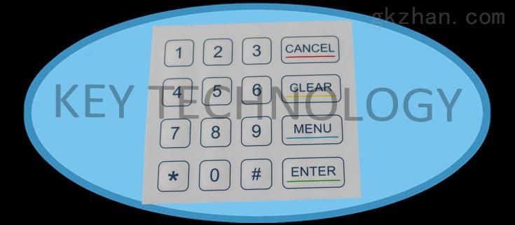 薄膜工业矩阵小键盘
