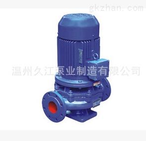 立式单级管道离心泵厂家