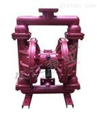 铸铁QBY型气动隔膜泵(法兰)