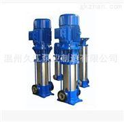 GDL 立式多级管道离心泵
