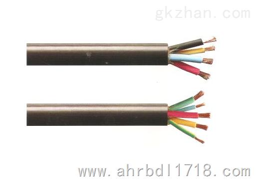 辐照交联聚乙烯绝缘聚烯烃护套低烟无卤阻燃控制电缆