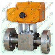 电动高压球阀-锻钢高压球阀-焊接高压球阀