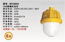 外场强光防爆泛光灯BFC8900(LED)防爆灯