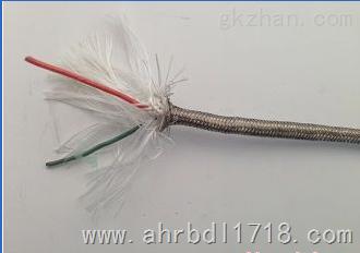 玻纤编织高温补偿导线