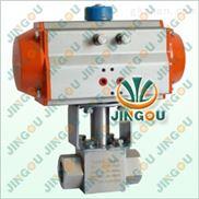 气动高压球阀-高压焊接球阀-高压内螺纹球阀