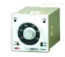 DHC1-2超小型时间继电器