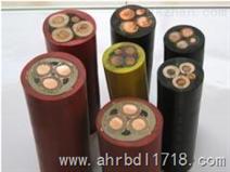 三芯圆形矿用移动电力电缆