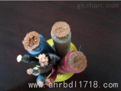 高压采掘机橡套电缆