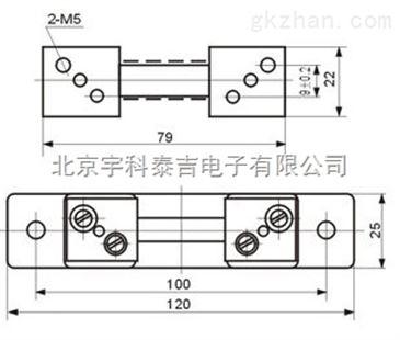 fl-2-75mv/30a 北京fl-2-75mv/30a固定值直流电流分流器