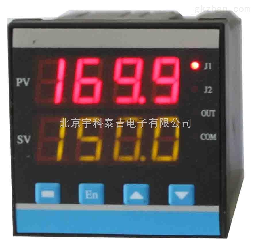 宇科泰吉YK-12PD-J2-O1-PT100智能温度平均值控制仪