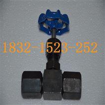 JJM1-16P、JJM1-25P DN5 304不锈钢压力表针型阀