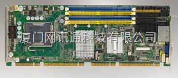 研华工控PCE-5124|cpu全长卡|带VGA双千兆网口|6串口