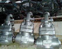 DN65不锈钢焊接截止阀