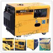 全自动ATS静音3千瓦小型柴油发电机组