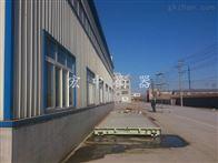 SCS贵州省SCS-100t模拟式电子地磅价格/120吨电子汽车衡