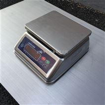 食品厂3kg不锈钢防水桌秤 6kg防腐蚀桌称