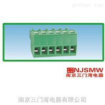WMC1.5M-3.5/3.81-6P三门湾PCB线路板接线端子