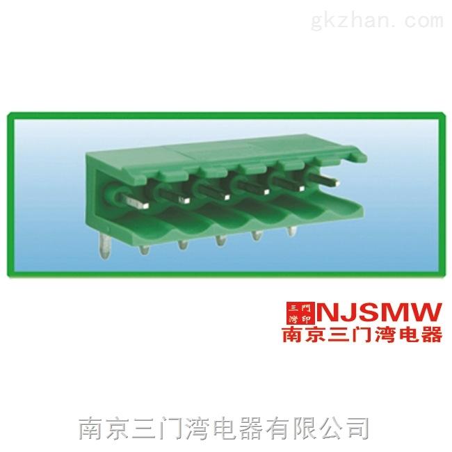 三门湾 WMC1.5R-3.5/3.81-6P PCB线路板接线端子