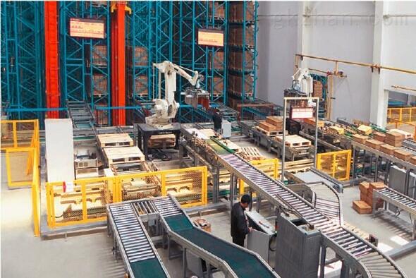 仓库管理系统_智能化立体仓储系统-长泰机器人有限公司