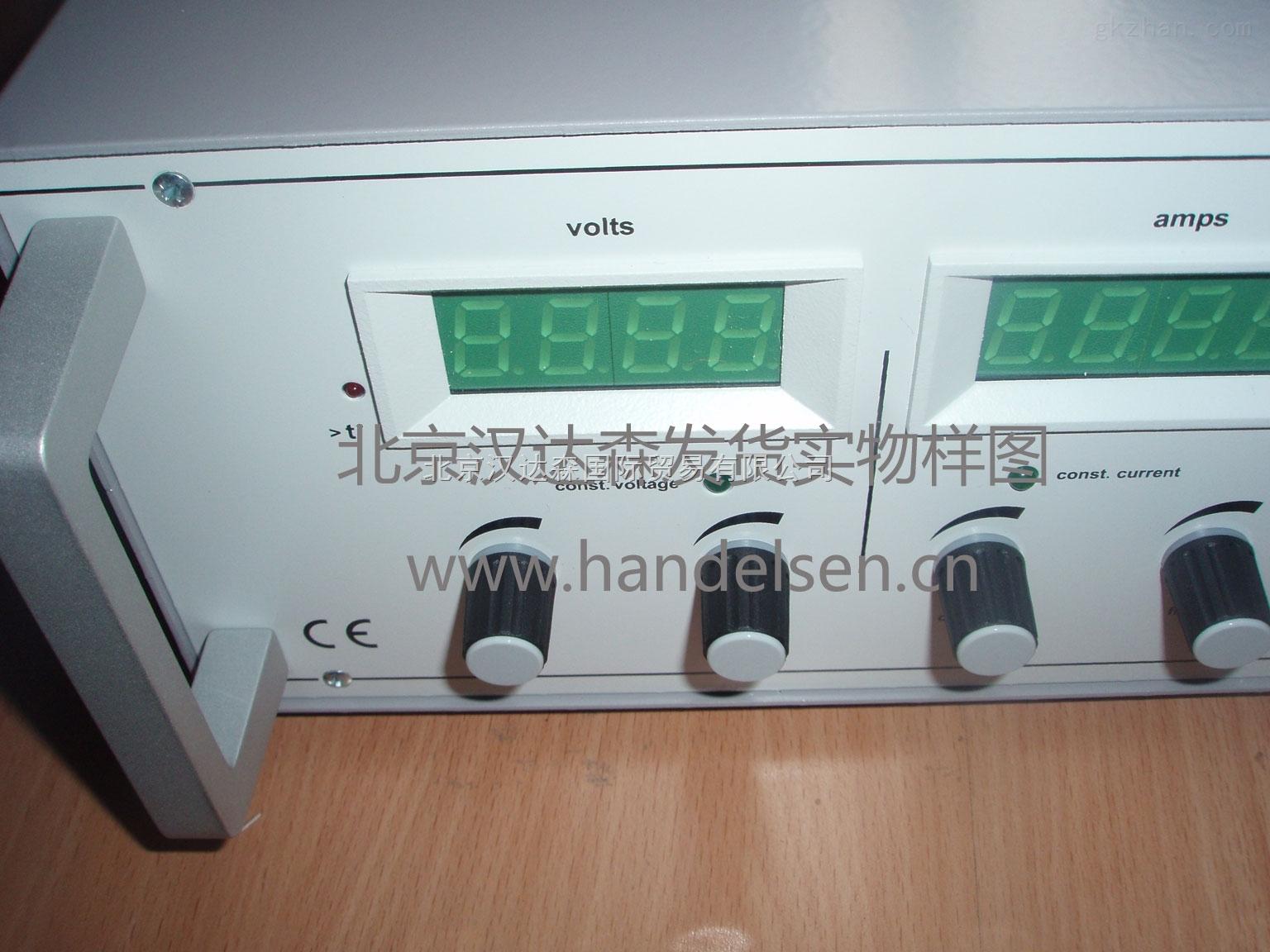 德国原厂Statron 0 - 72V / 0 - 20A电源汉达森