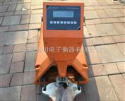 云南1T电动叉车秤 内燃机叉车改造电子秤