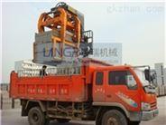 叉车式8吨抱砖车 红砖抱砖车 叉车装砖