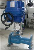 DN65电动高温球阀,DN80电动一体式缩径球阀