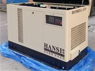 HS30REG30KW静音式汽油发电机组