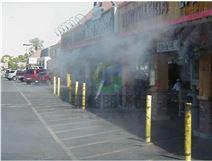 吕梁户外有效喷雾降温系统厂家/快速降温系统/喷雾降温智能控制系统