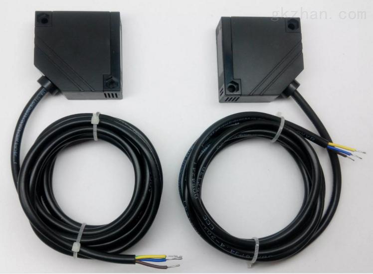 对射型方形光电开关 常用方型对射光电开关