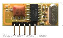 低功耗 小体积 超外差无线接收模块 J05E