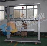 立井排水管抗压负荷试验台、济南中创生产500kn管道压力试验机