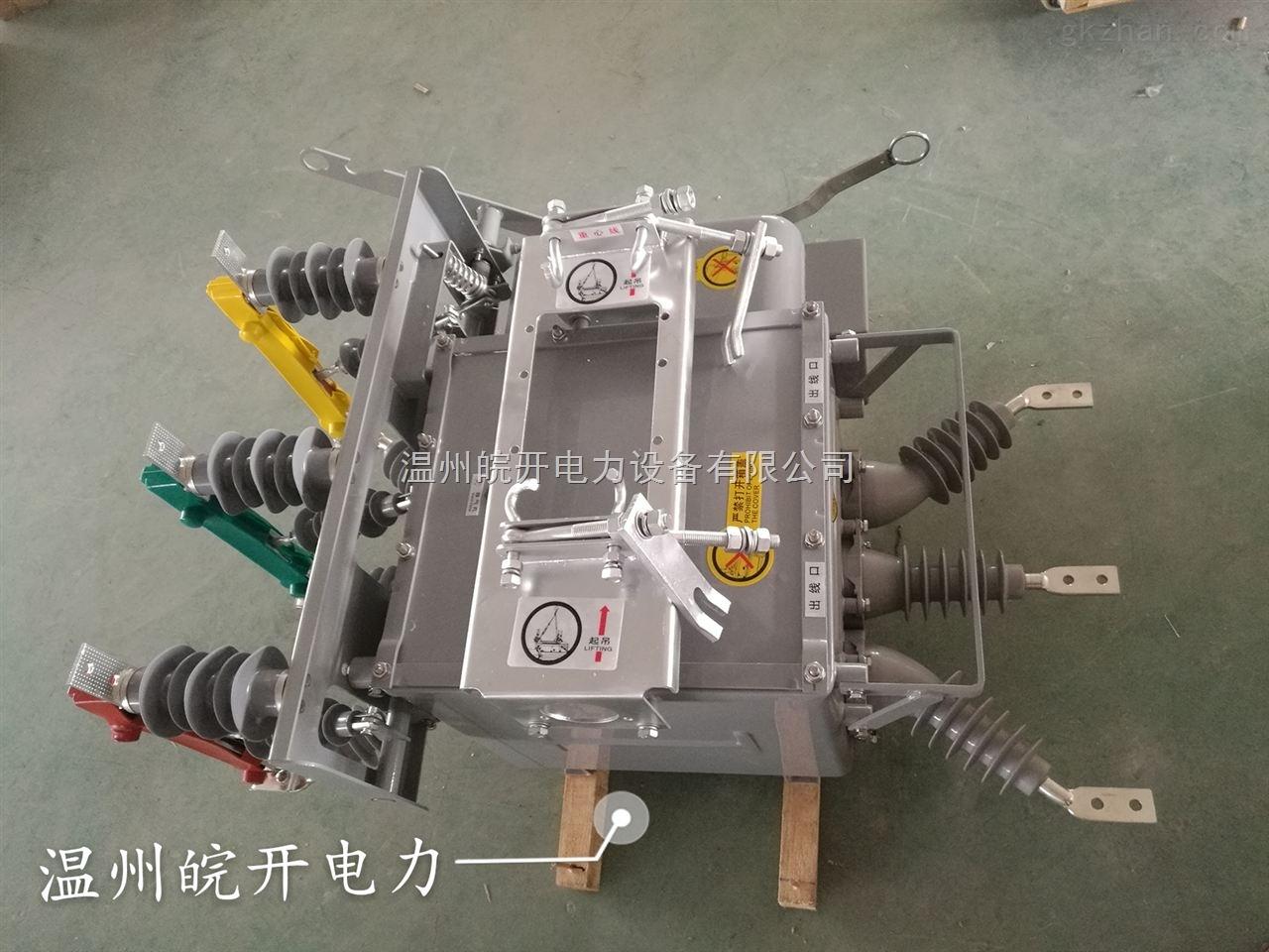 智能操作高端一体化ZW20-12型分界开关