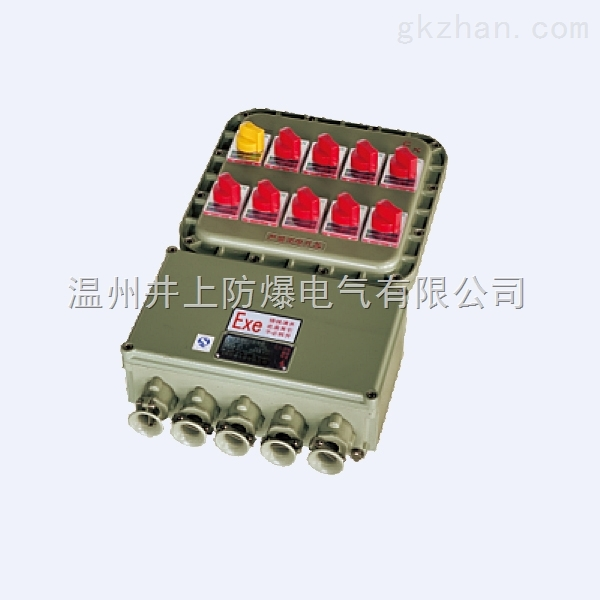 G58-系列防爆照明配�箱