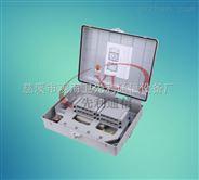 塑料64芯光纤分线箱ABC64芯光纤分纤箱PC64芯光纤配线箱