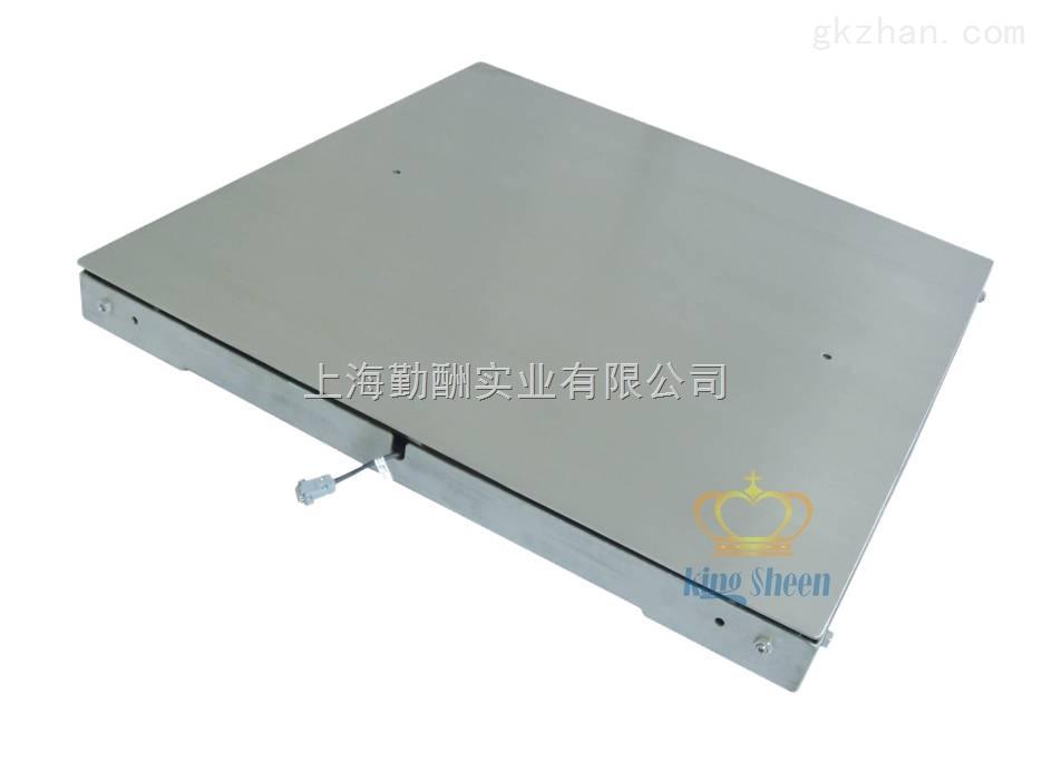 双层不锈钢超低防爆电子磅秤