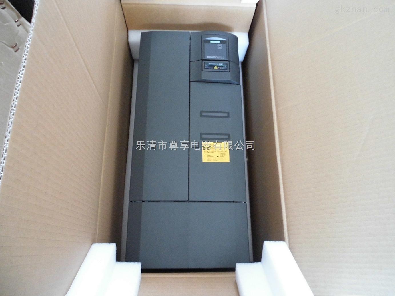 西门子变频器6se6440-2uc11-2aa1