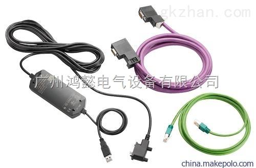 西门子1FL6伺服电机控制电缆1m电缆线