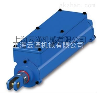 英国electric actuator电动推杆阀门控制执行器