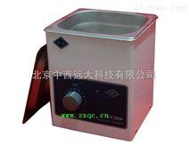 中西小型超声波清洗机(2L 100W)