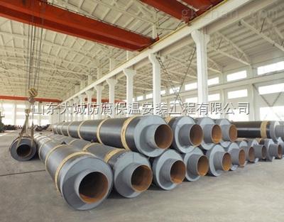 南京保温直埋管、聚乙烯保温管.