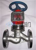 JY41W氧气管路专用截止阀